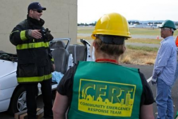 Goal 5 Disaster Preparedness, Response, and Recovery