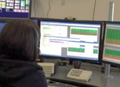 Hayward police using computer technology to prevent crime.