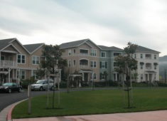 Examples of residential developments that incorporate the design strategies outlined in Policy LU-3.6.
