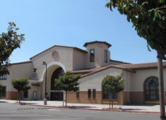 Burbank Elementary School.