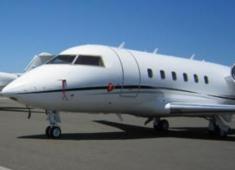 Aircraft at the Hayward Executive Airport