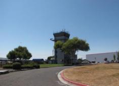 Hayward Executive Airport.
