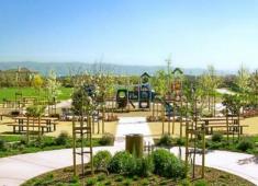 Gordon E. Oliver Eden Shores Park.  Courtesy of the Hayward Area Recreation and Park District.